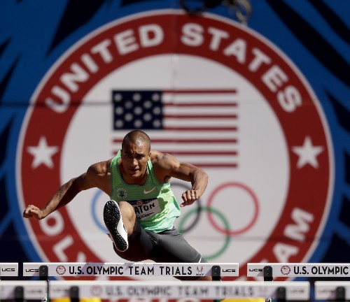 Stars Shine at US Olympic Track Trials: Pictures