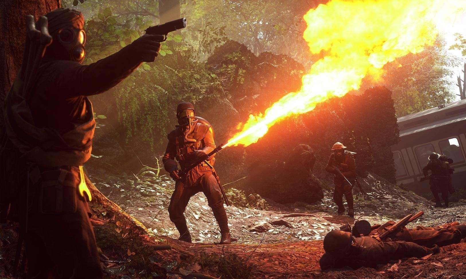 The month in games: Battlefield 1 leads the charge