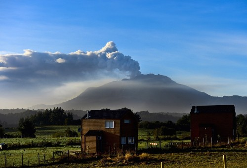 THE SELECTS: More From the Calbuco Volcano