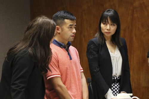 Son sentenced for killing, dismembering mom in Hawaii
