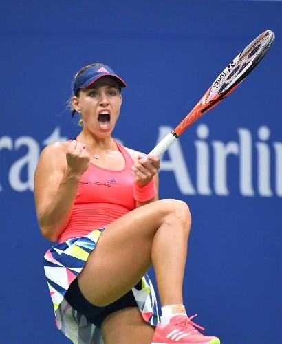 Kerber Wins US Open Women's Final: Pictures