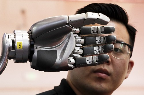 China appeals to US to accept its technology progress