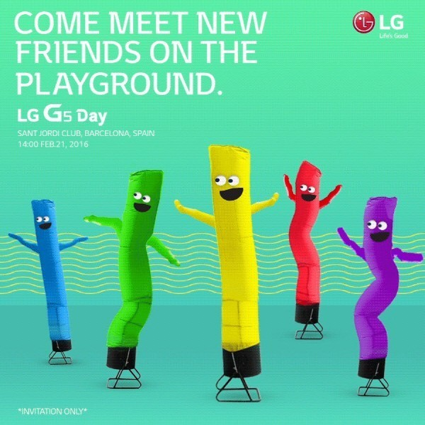 LG전자 차세대폰 'G5'로 명칭 확정