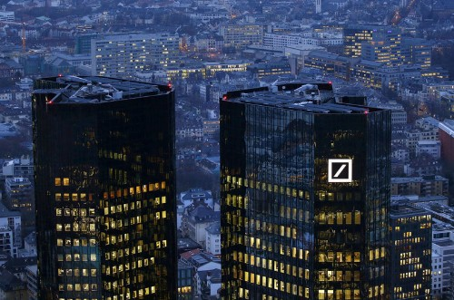 Exclusive: U.S. congressional probe finds possible lapses in Deutsche Bank controls - sources