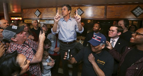 O'Rourke: People with disabilities will help lead campaign