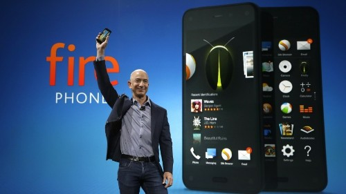 People are actually buying the Amazon Fire phone