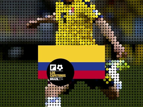 Colombia: World Cup 2014