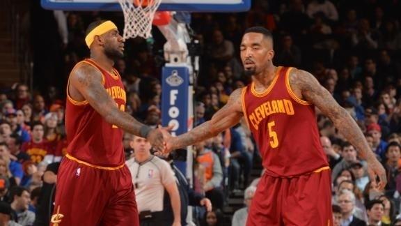 LeBron passes Iverson on points list