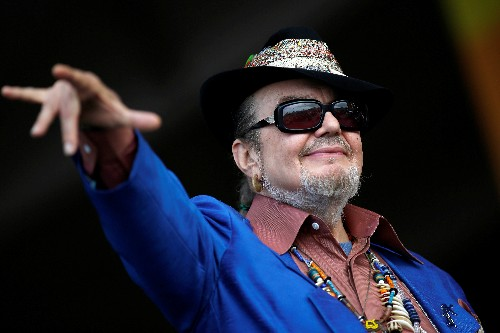 Grammy-winning New Orleans musician Dr. John dead at 77