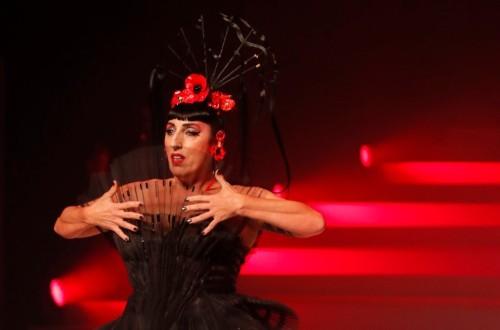 Stars flaunt Gaultier creations for designer's finale in Paris