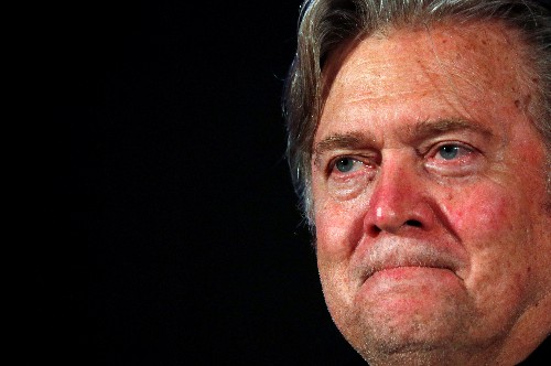 Ex-Trump strategist Bannon says to work with Hungary PM Orban: media