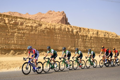 Cycling Through Saudi Arabia: Pictures