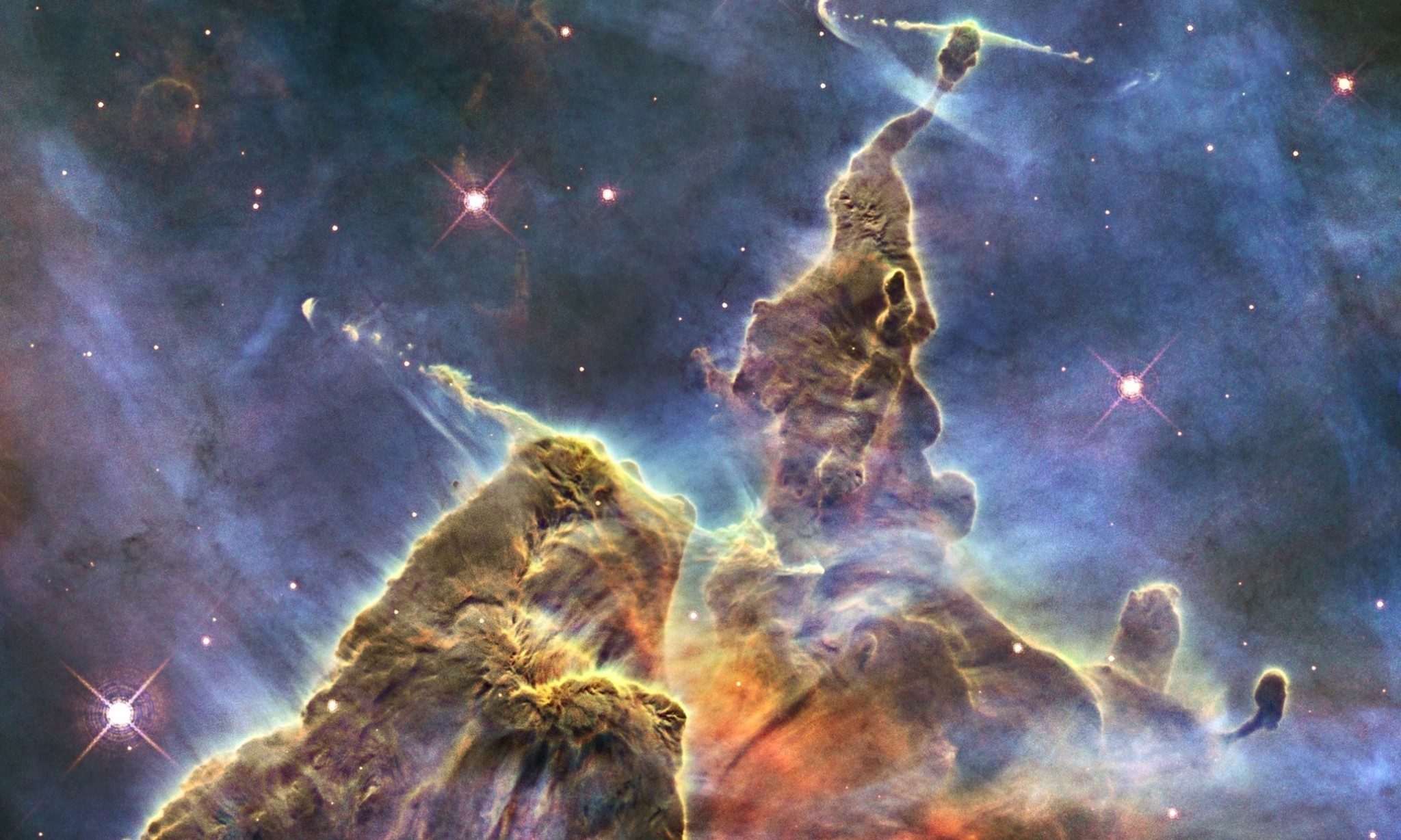 Hubble at 25: the wonder of the universe laid bare
