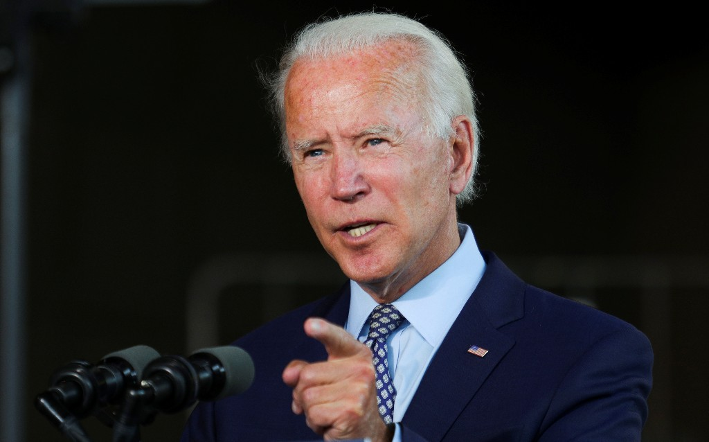 Factbox: On climate, it's Biden's green revolution versus Trump's war on red tape