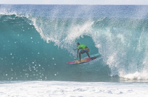 Billabong Surf Contest in Pictures