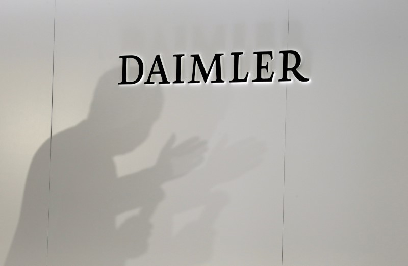 Daimler to pay $1.5 billion to settle U.S. diesel cases
