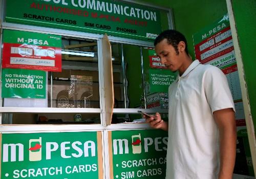 Kenya's Safaricom FY earnings jump on M-Pesa growth