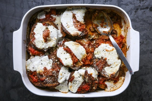 Eggplant Parm Is the Greatest Recipe of All Time