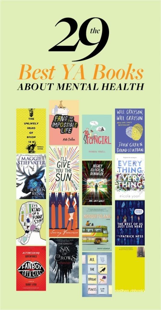 29 YA Books About Mental Health That Actually Nail It