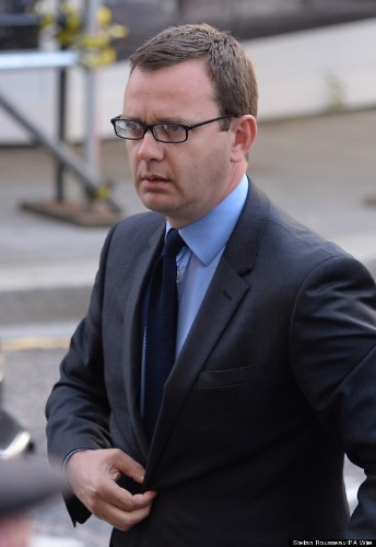 Andy Coulson Set To Be Released From Suffolk 'Holiday Camp'