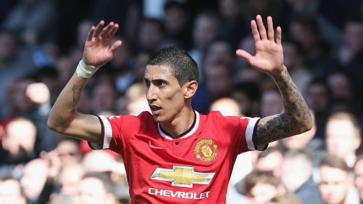 Di Maria stay wanted by Van Gaal amid PSG reports