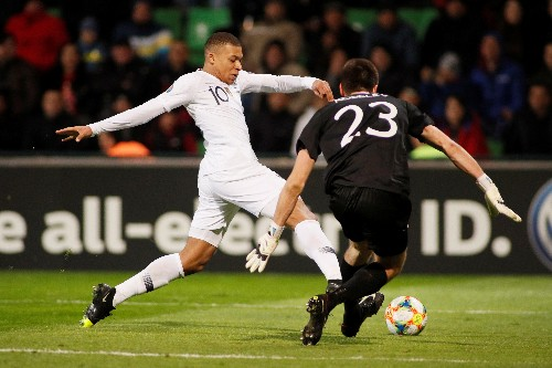 Soccer: France start Euro qualifying campaign with 4-1 win