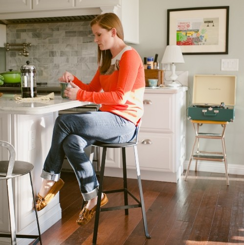 DIY Dynamo Bonnie Rush Reveals How She Does It All