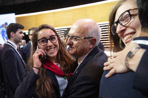 Italy's Milan-Cortina wins vote to host 2026 Winter Olympics