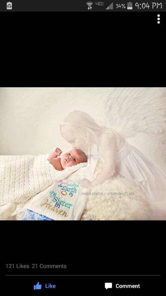 Newborn - Magazine cover