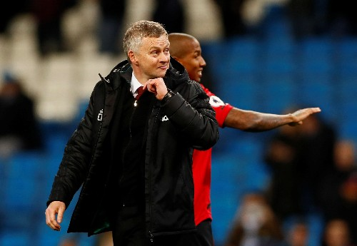 Improving United on the right track, says Solskjaer
