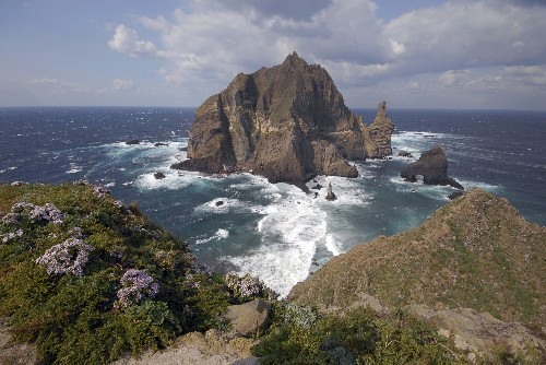 Japan-South Korea tussle over disputed islands spreads to Olympics, again
