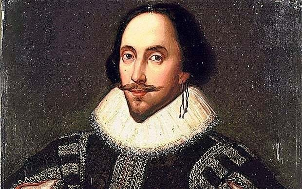 Shakespeare's 450th birthday: Now all the world is his stage