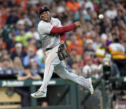 Medias Rojas evitan barrida con triunfo 4-1 sobre Astros