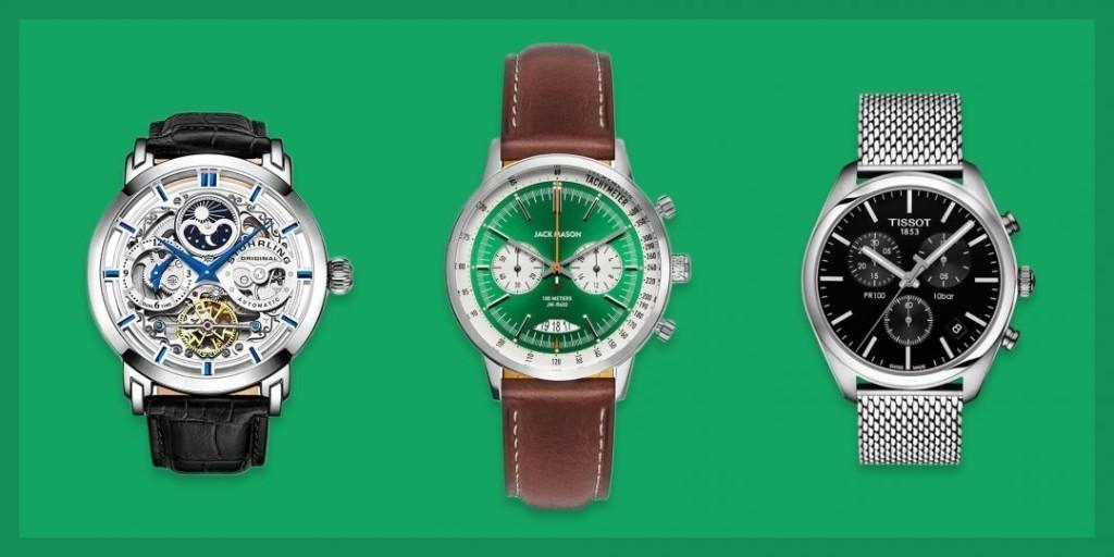 20 Statement-Making Watches Under $300