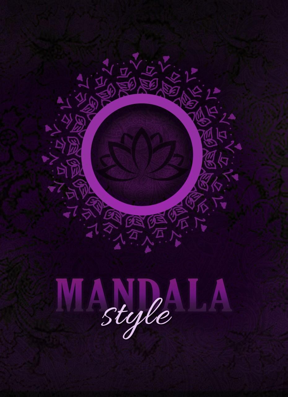 "[RRPDIGITAL] #DiseñoGrafico #rrpdigital AFICHE tamaño A4 / ""MANDALA STYLE "" Photoshop / Illustrator /Camera Raw"