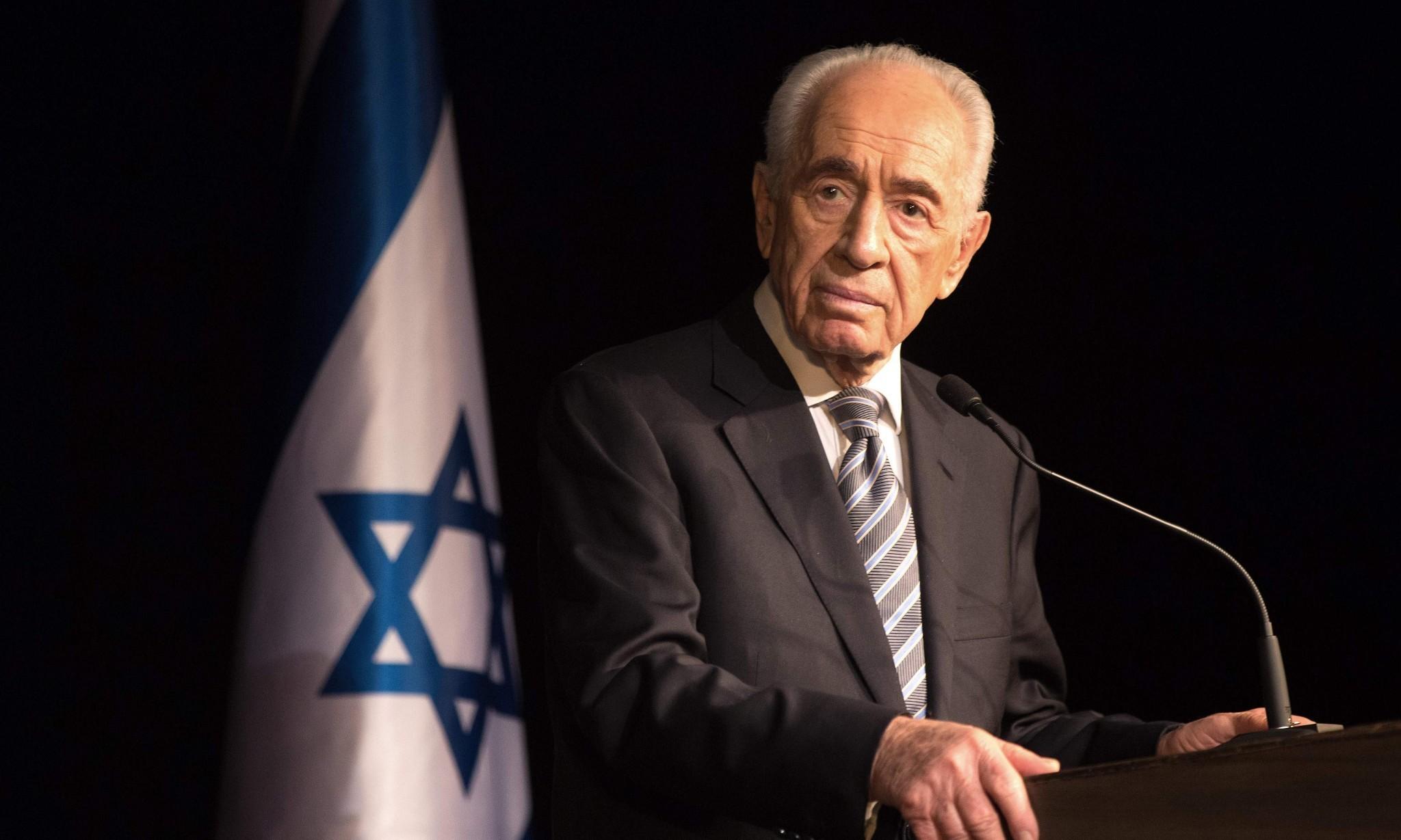 Shimon Peres obituary