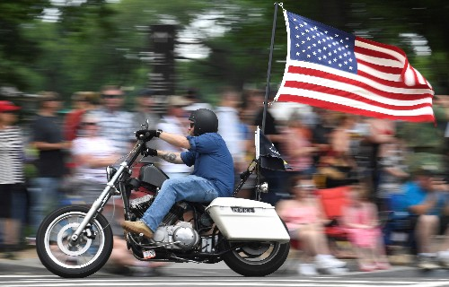 Rolling Thunder veterans group makes final ride through Washington