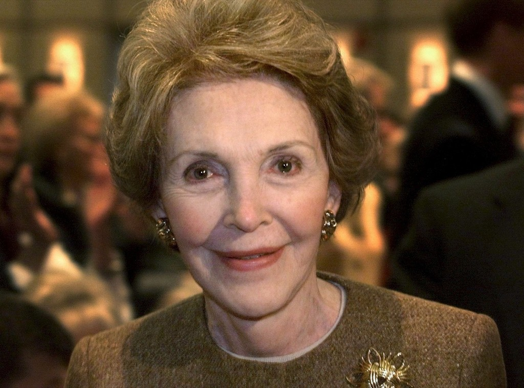 Nancy Reagan: A Life in Pictures