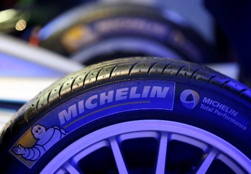 Michelin résiste au troisième trimestre à la forte dégradation des marchés