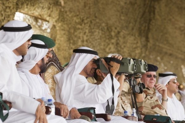 Why The United Arab Emirates Is The Middle East's Rising Military Power