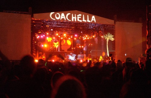Coachella: 15 Years in Pictures