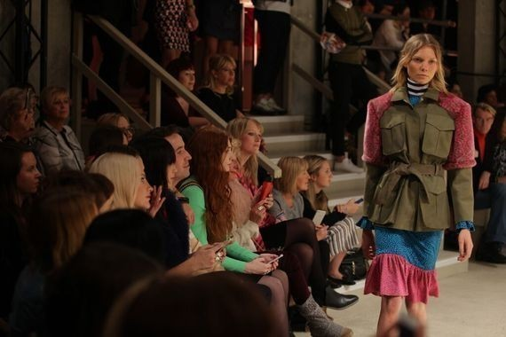 """Fashionistas """"Owned"""" My Catwalk With New Live Payment Tech"""