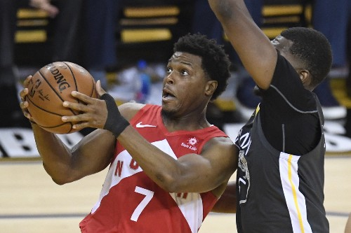 The Latest: Toronto Raptors are NBA champions for 1st time