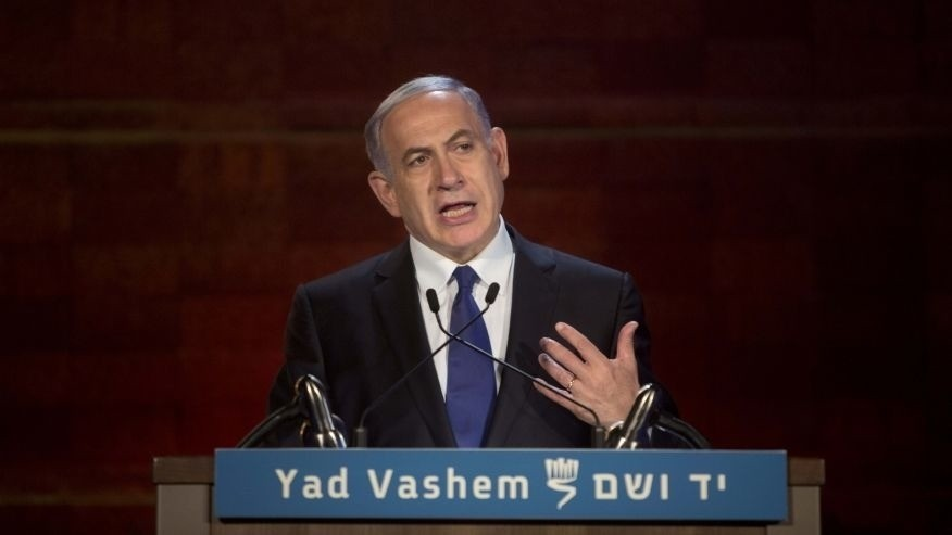 Netanyahu says Iran trying to conquer Middle East