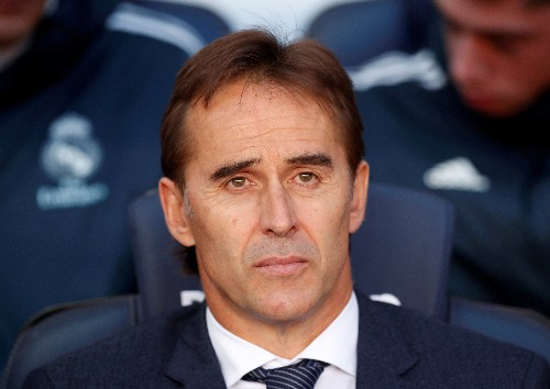 Soccer: Former Spain, Real Madrid coach Lopetegui appointed by Sevilla