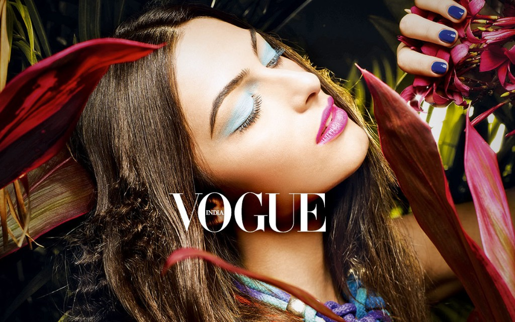 Vogue cover image