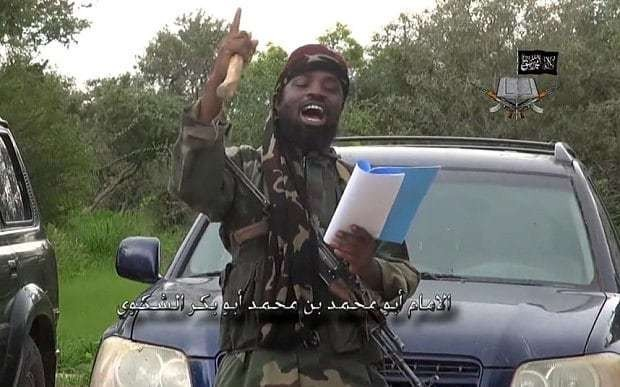 Nigerian town seized by Boko Haram 'part of Islamic caliphate', leader says