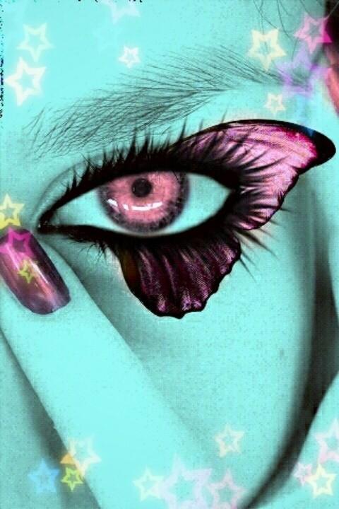 Ojos/Eyes - Magazine cover