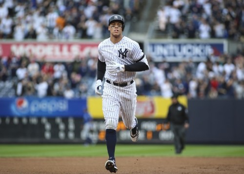 MLB notebook: Judge may be next Yankee headed to IL