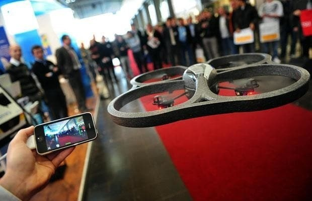 Home insurers rush to exclude drones as Christmas sees popularity soar